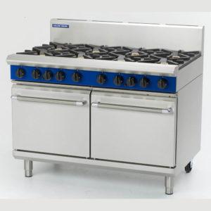 G528 10 Burner Cooker