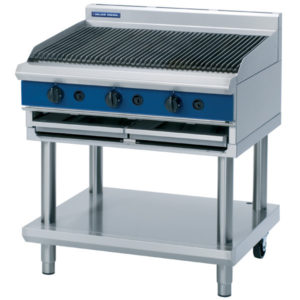 G596 Blue Seal chargrill